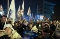 Forradalmi dráma a tévében: Budapestre figyel a világsajtó