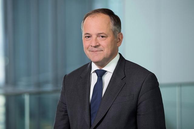 Benoît Cœuré  Fotó: Flickr / ECB