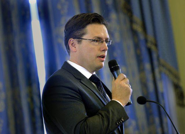 Lőcsei Tamás (MTI Fotó: Máthé Zoltán)