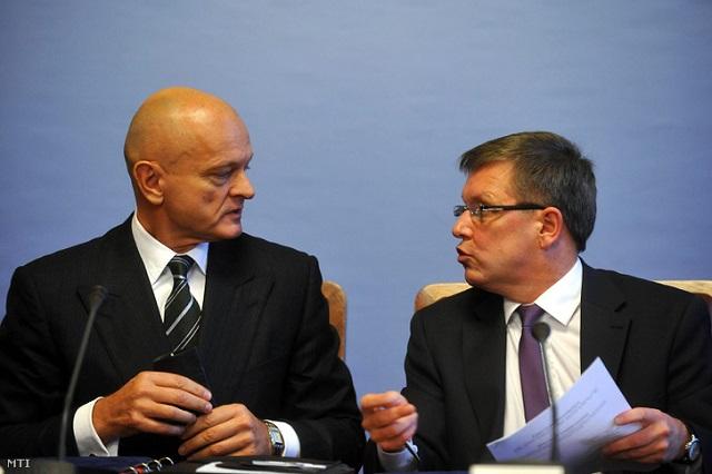 Privátbankár.hu - Hivatalos  Patai Mihályt javasolja Orbán MNB ... 2ab857cf7f