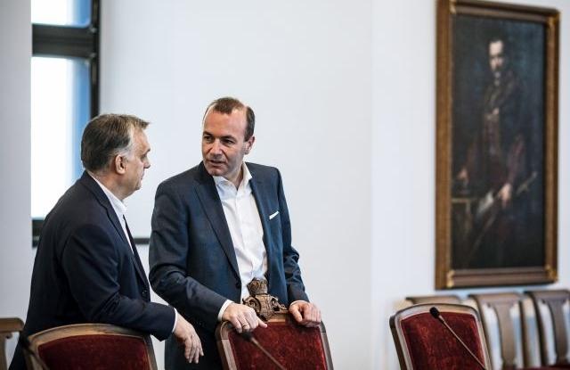 Privátbankár.hu - Weber  egy lépésre vagyunk a Fidesz kizárásától 5de5ddb0fd