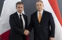Kiosztott egy bókot Orbán Viktornak a volt francia elnök