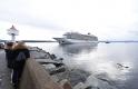 Vége a rémálomnak: kikötött a bajba került luxushajó