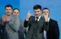 Információs háborút indít az új ukrán elnök