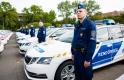 Kapott 500 új autót a rendőrség