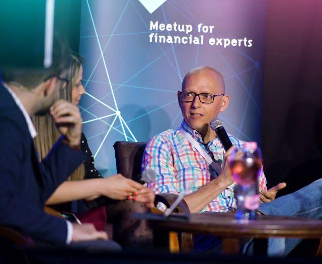 Bálint Viktor, a Codecool társalapítója. Fotó: Nagyapáti István