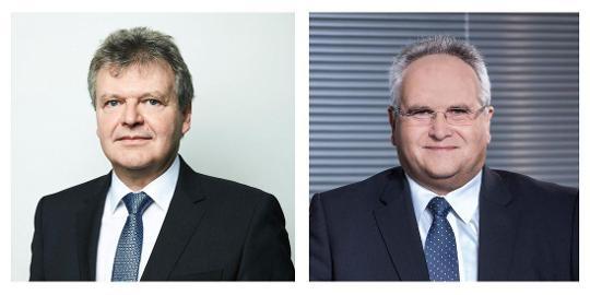 Achim Heinfling és Alfons Dintner