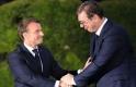 Macron Belgrádban: Szerbia a franciák szívügye – de miért?