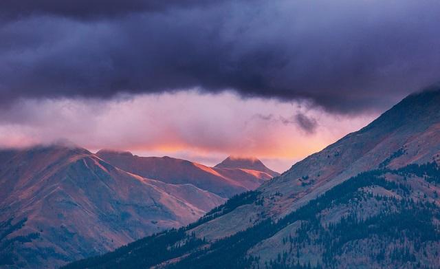 Gyülekező viharfelhők a Sziklás-hegységben. (Forrás: Depositphotos)