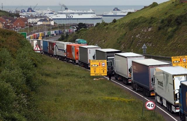 Dover csatlakozás