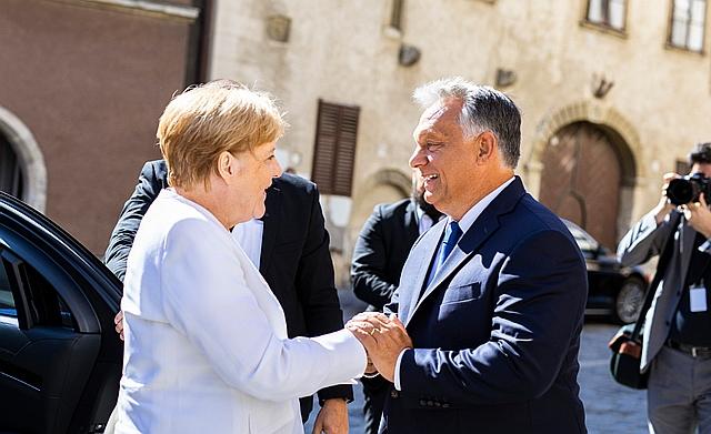 MTI/Miniszterelnöki Sajtóiroda/Szecsődi Balázs