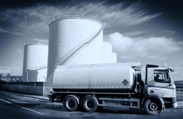 Üzemanyag tartály (Fotó: depositphotos.com)