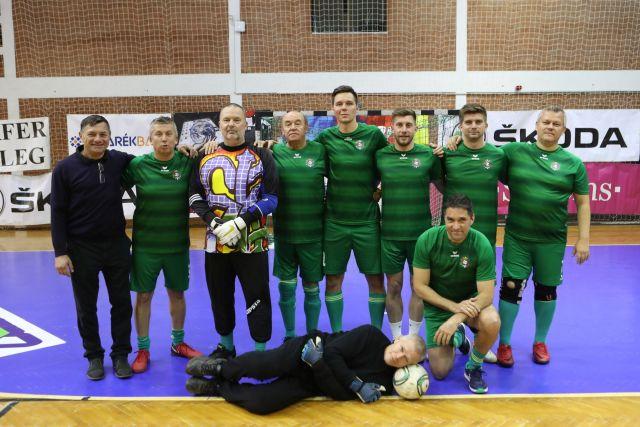 Csúcs Kupa 2019 - Magyar Újságírók Válogatott