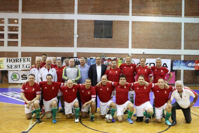 Csúcs Kupa 2019 - Magyar Országgyűlés Labdarúgó Válogatottja