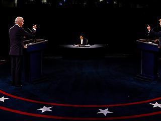 Trump és Biden kalandjai egy párhuzamos univerzumban – A hét videója