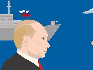 Putyin figyelmeztet – mélyülő ellentétek a törökökkel