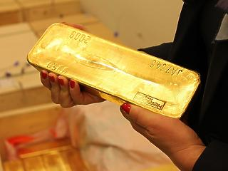 Az arany vásárlását javasolja egy liechtensteini tanulmány