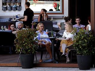 Mutatjuk, mennyire megugrott az új fertőzöttek száma a horvátoknál