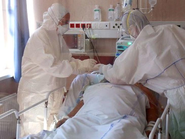 Ismét nagyot ugrott a kórházban, lélegeztetőgépen lévők száma