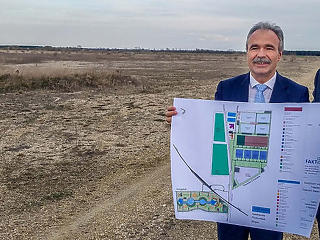 Egy lépéssel közelebb a határmenti álomprojekt