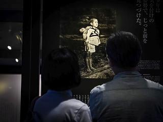 A nap képe: felkavaró fotóval emlékeztek Hirosima és Nagaszaki áldozataira