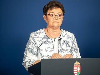 Müller Cecília országos tisztifőorvos: