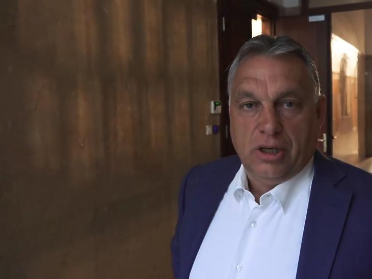 Orbán Viktor: újra kötelező a korridor-használat az országon átutazóknak