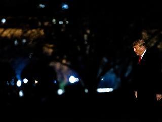 """""""Ez politikai karaktergyilkosság"""" – megindult az impeachment Trumppal szemben"""