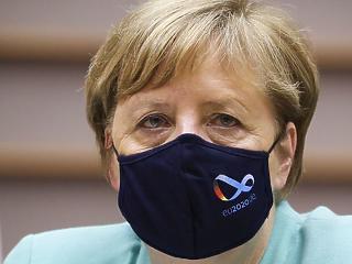 Merkel: hatalmas árat fizettünk a vírus megállításáért