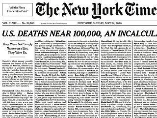 A nap képe: mellbevágó címlap – nevet kaptak a névtelen áldozatok