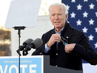 Lőporos hordón ül Biden – nehéz évek várnak Amerikára