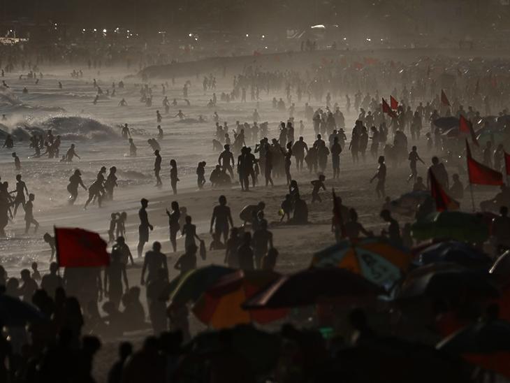 """""""Elegük van az embereknek"""" – ilyen belülről a világ egyik legfertőzöttebb országa"""