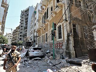 Az üldözött keresztények megsegítésére létrehozott kasszából támogatjuk Bejrútot