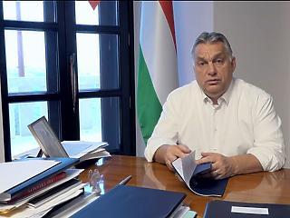 Orbán Viktor nem hátrál -  Válaszcikket írt Soros Györgynek