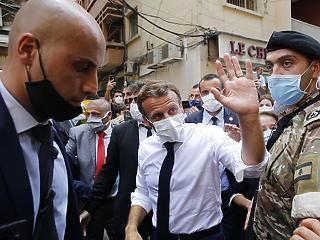 Macron zseniális húzása Libanonban – a Hezbollah titkos játszmája