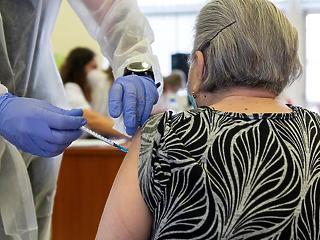 Nagyon kevés teszttel 573 új fertőzöttet azonosítottak