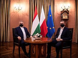 Német megoldásra vár az Orbán-kormány vétó ügyben