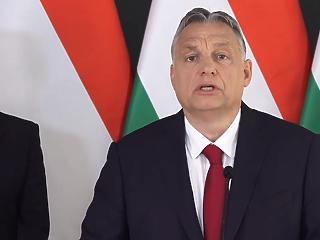 Orbán Viktor bejelentette a gazdaságvédelmi akciótervet