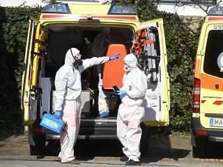 Újabb 8 koronavírus-áldozat itthon
