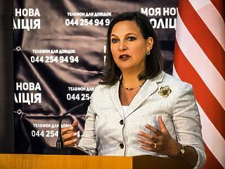 Újra az amerikai külügy csúcsain az ukrán polgárháború kirobbantója