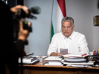 Orbán Viktor: több lesz a Covid-beteg, de van elég tartalék az egészségügyben
