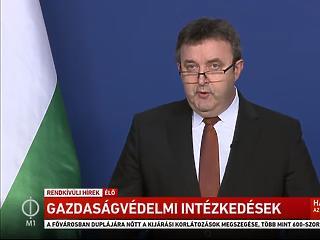 Íme, a gazdaságmentő gigacsomag intézkedései! - Palkovics László elárulta a részleteket