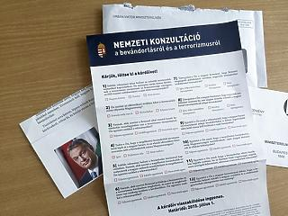 Mindjárt a postaládákban az újabb nemzeti konzultáció - ebben is lesz Soros