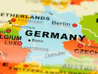 A német gazdaság már az első félévben zuhanásba váltott