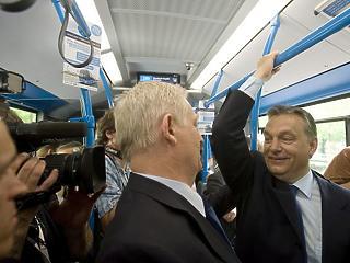 Tarlós örül a fejcseréknek – ezt várja Orbánéktól
