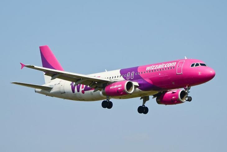 Három új járatot indít a Wizz Air