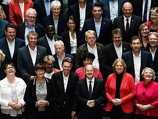 Balközép kormányt szeretne a német ipar