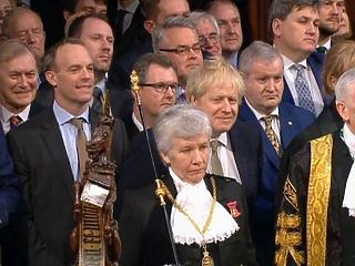 Zászlót bontott Boris Johnson, beindul a Brexit