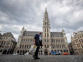 Meredeken emelkednek a fertőzöttszámok Belgiumban és Hollandiában