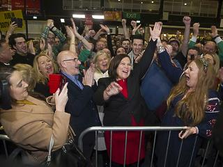 Földindulás Írországban: újabb gyomrost kaphat a brit birodalom